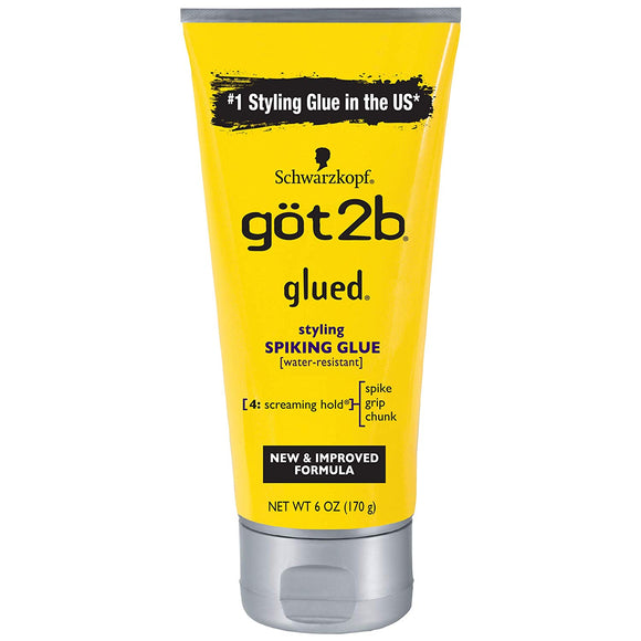 GOT2B Glued Styling Spiking Glue 6 oz - Palms Fashion
