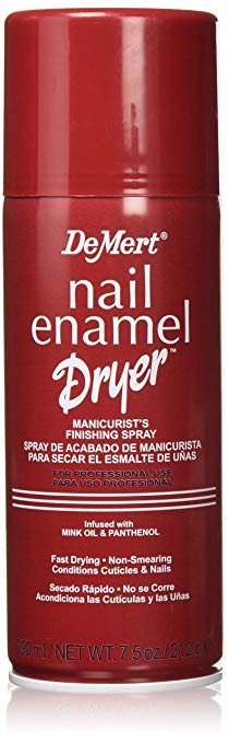 DeMert Nail Enamel Dryer #1906 - Palms Fashion Inc.