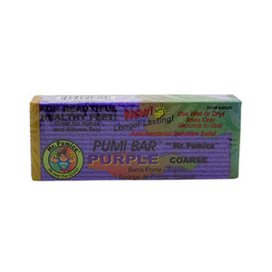 Mr. Pumice Pumi Bar Purple #648200 - Dozen - Palms Fashion