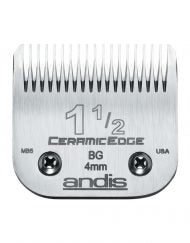 Andis CeramicEdge Detachable Blade, Size 1-1/2 # 63015 - Palms Fashion
