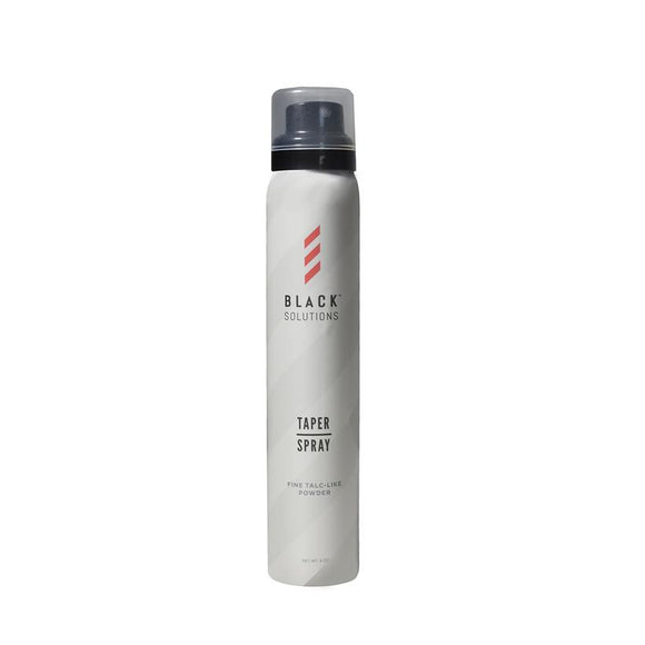 BLACK SOLUTIONS TAPER SPRAY 4 OZ - Palms Fashion