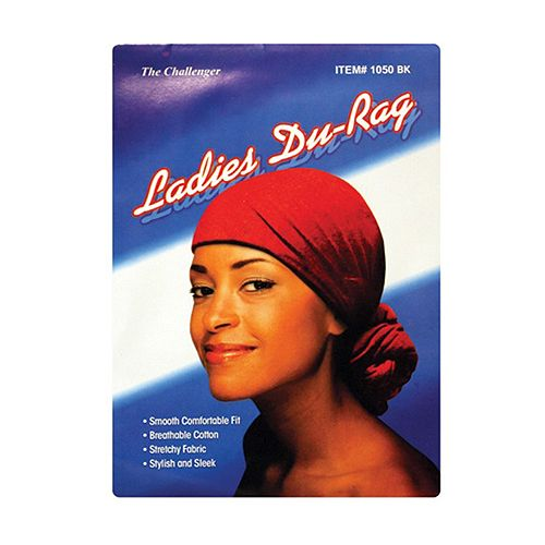 THE CHALLENGER LADIES DU-RAG -DOZEN - Palms Fashion Inc.