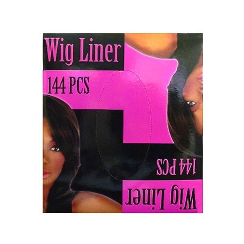 Tiffany Wig Liner 144 pcs #BX-107W - Palms Fashion