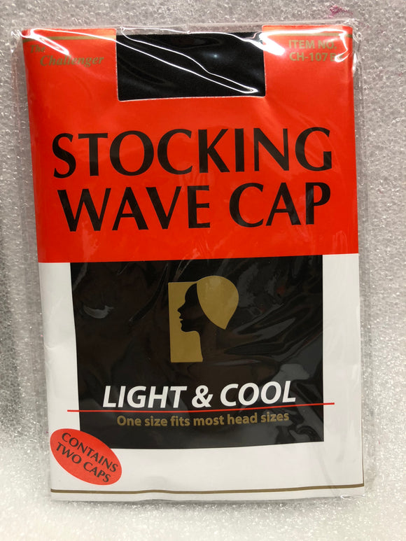 Challenger Stocking Wave Cap  - Dozen Pack - Palms Fashion