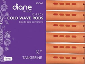 Diane Cold Wave Rods - 9 SIZES - Palms Fashion Inc.