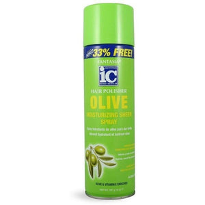 Fantasia IC Olive Sheen Spray 14 oz. - Palms Fashion