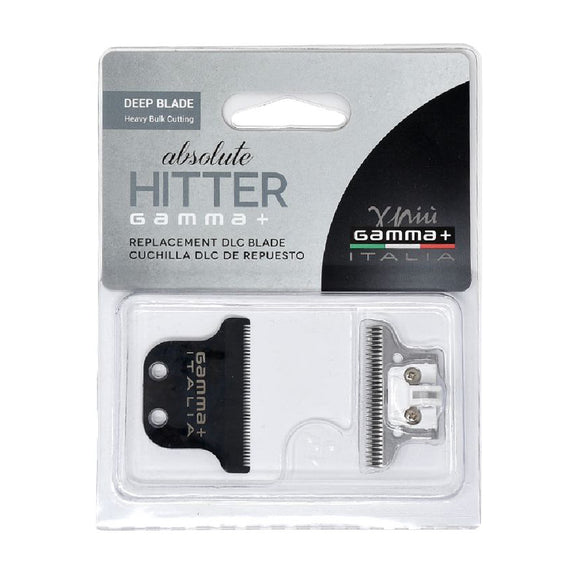 GAMMA ABSOLUTE HITTER REPLACEMENT BLADE - DEEP TOOTH