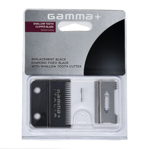 GAMMA CLIPPER REPLACEMENT BLADE - SHALLOW TOOTH