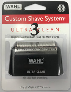 Wahl Custom Shave System Ultra Clean #7336-100 - Palms Fashion Inc.