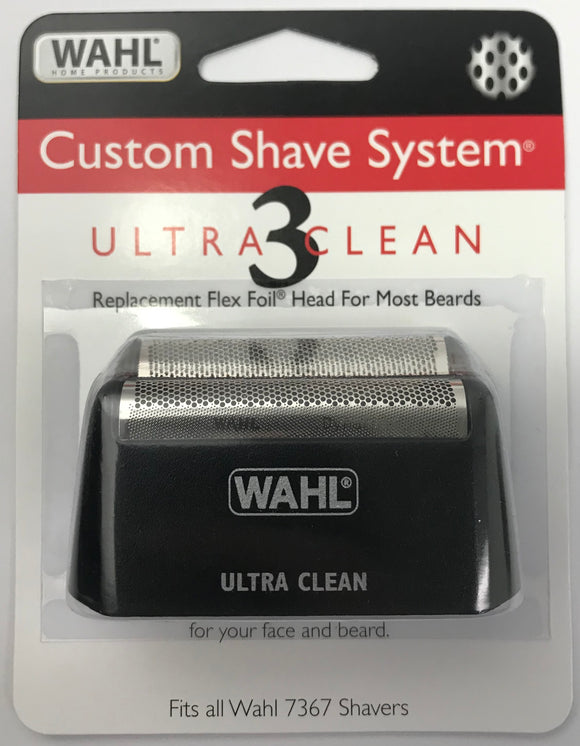 Wahl Custom Shave System Ultra Clean #7336-100 - Palms Fashion