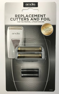 Andis Replacement Cutters & Foil #17155 - Palms Fashion