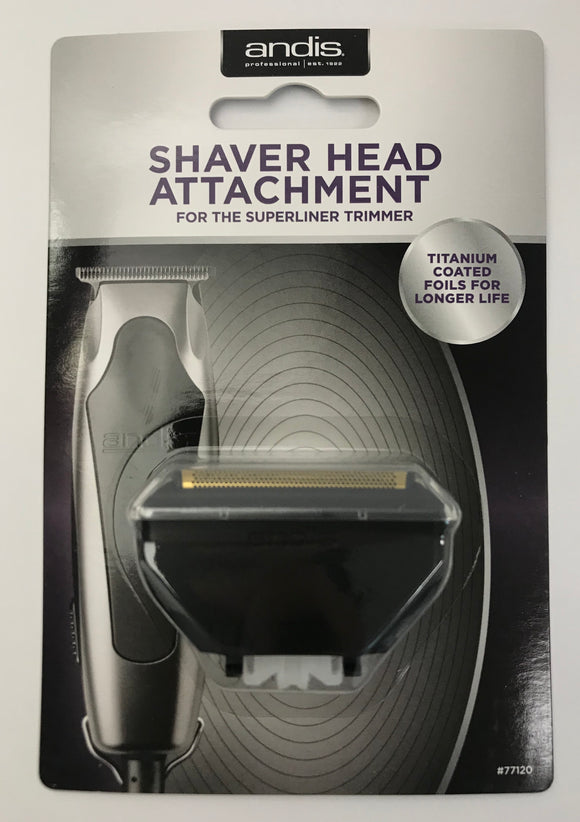 Andis Shaver Head Attachment #77120 - Palms Fashion Inc.