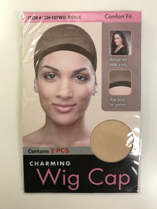 Tiffany Charming Wig Cap - Dozen Pack - Palms Fashion Inc.