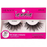 Kiss I Envy Iconic Collection lashes Glam Icon 3D - Palms Fashion