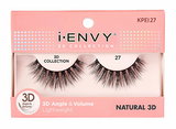 Kiss I Envy Iconic Collection lashes Natural Icon 3D - Palms Fashion