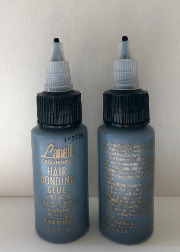 Lanell Anti-Fungus Hair Bonding Glue 1 oz - Palms Fashion Inc.
