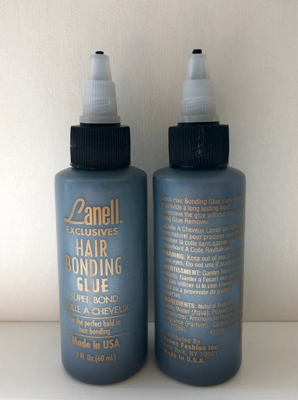 Lanell Anti-Fungus Hair Bonding Glue 2 oz - Palms Fashion Inc.