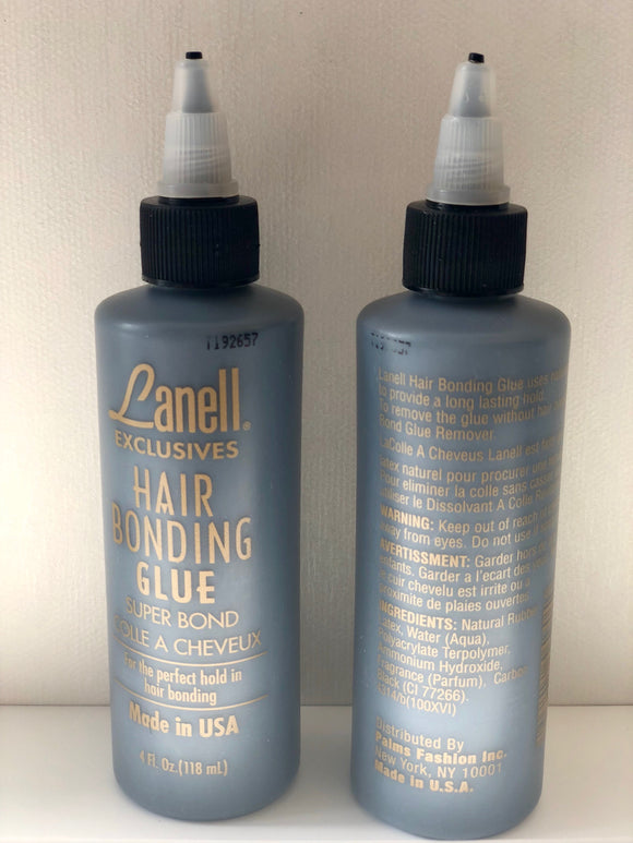 Lanell Anti-Fungus Hair Bonding Glue 4 oz - Palms Fashion