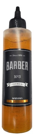 Barber Shaving Gel 250ml by Marmara NO. 3 - Palms Fashion Inc.