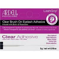 Ardell LashGrip Brush-On Eyelash Adhesive (+Biotin & Rosewater) - 6 Pack - Palms Fashion Inc.