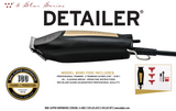 Wahl Limited Edition Black and Gold 5 Star Detailer #8081-1100 - Palms Fashion