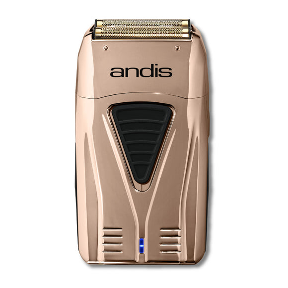 Andis Copper ProFoil Lithium Shaver#17220 (Dual Voltage Charger) - Palms Fashion Inc.
