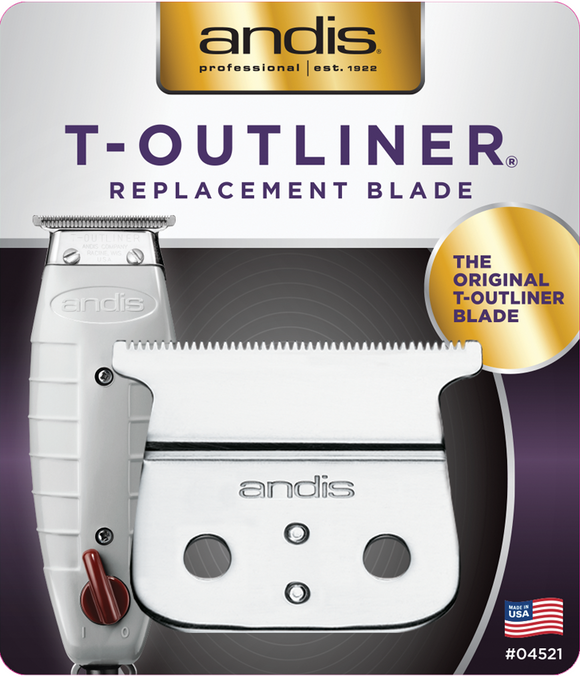 Andis T-Outliner Blade #04521 - Palms Fashion