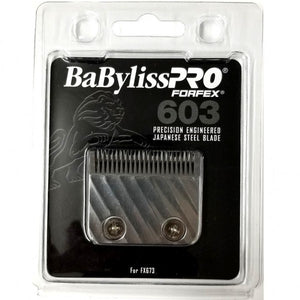 BABYLISS PRO STEEL BLADE # FX603 - Palms Fashion Inc.