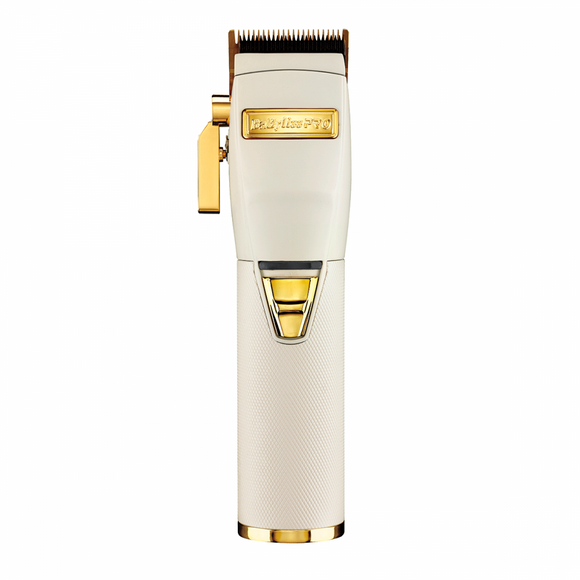 BaByliss PRO WhiteFX Cordless Clipper - Limited Edition Influencer Collection # FX870W - Palms Fashion