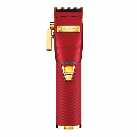 BaByliss PRO RedFX Cordless Clipper - Limited Edition Influencer Collection # FX870R - Palms Fashion