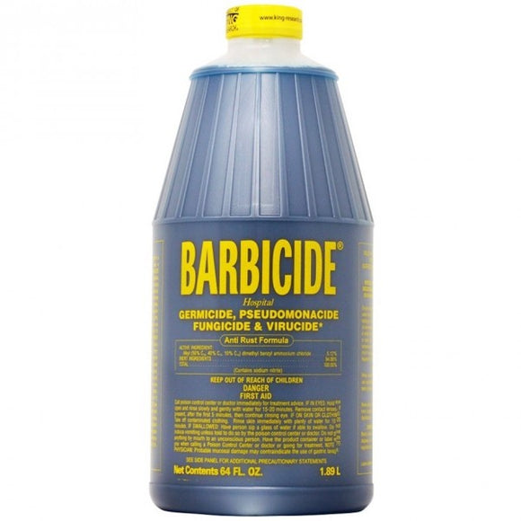 Barbicide Disinfectant Concentrate 64 oz - Store Pick Up only - Palms Fashion Inc.