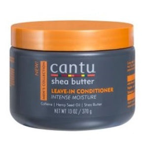 CANTU MEN'S COLLECTION SHEA BUTTER LEAVE-IN CONDITIONER 13 OZ - Palms Fashion