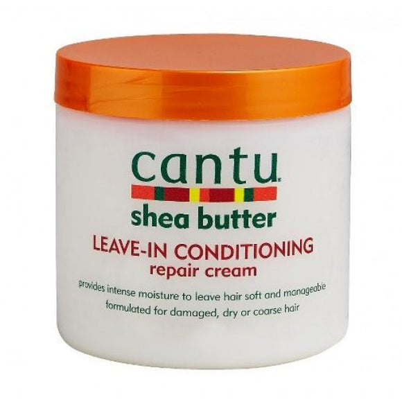 CANTU SHEA BUTTER LEAVE-IN CONDITIONING REPAIR CREAM 16 OZ - Palms Fashion