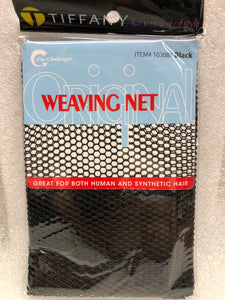Challenger Weaving Net #1030BK - Dozen Pack - Palms Fashion