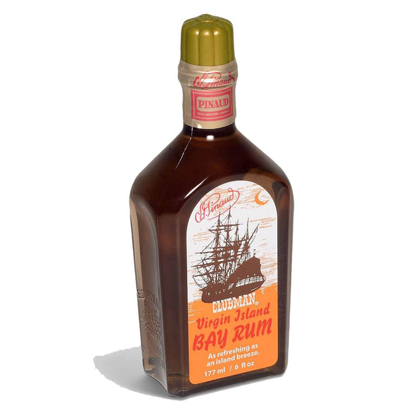 Clubman Virgin Island Bay Rum Aftershave Cologne 12 fl oz. - Palms Fashion