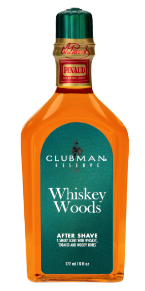 Clubman Reserve - Whiskey Woods After Shave Lotion, 6 oz - Palms Fashion