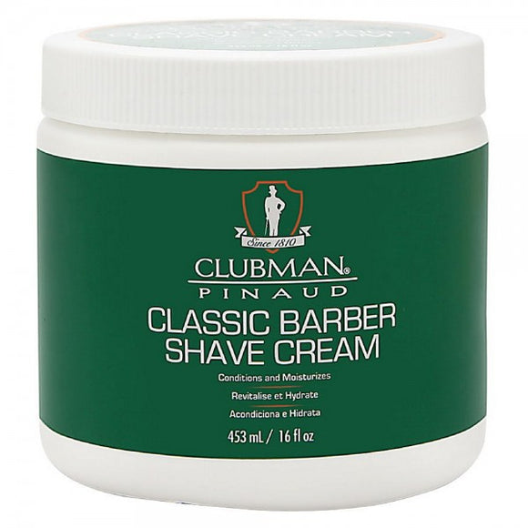 Clubman Classic Shaving Cream 16 oz - Palms Fashion