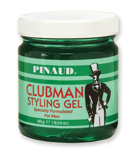 Clubman Styling Hair Gel 16 oz - Palms Fashion Inc.