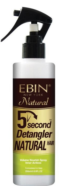 EBIN 5 Second Natural Detangler 8.5OZ - Palms Fashion