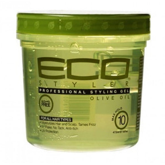ECO STYLER OLIVE OIL STYLING GEL 16 OZ - Palms Fashion