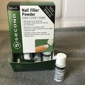 IBD 5 SEC NAIL FILLER POWDER - DOZEN - Palms Fashion