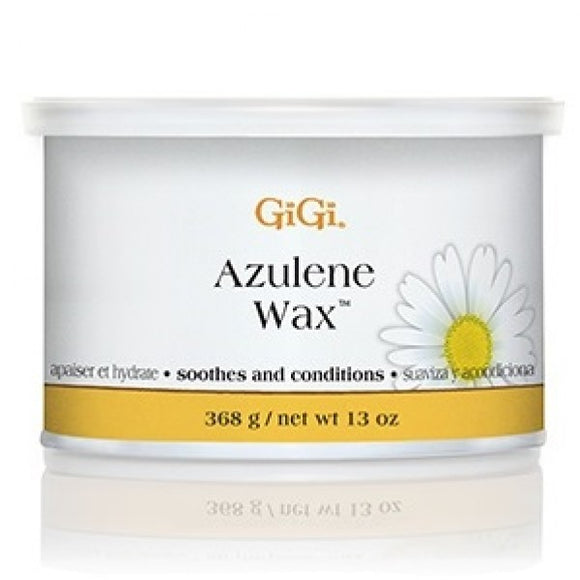 GIGI AZULENE WAX 13 OZ #0345 - Palms Fashion Inc.