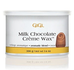 GIGI MILK CHOCOLATE CREME WAX 14 OZ # 0251 - Palms Fashion Inc.