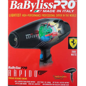 BaBylissPRO Ferrari Rapido Dryer - Palms Fashion