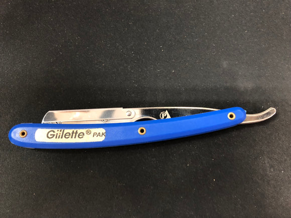 Gillette Barber Straight Razor - 4 Color - Palms Fashion