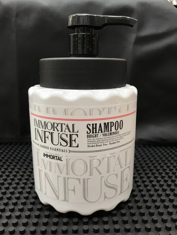 Immortal Infuse Shampoo 1000 ML / 34Fl.oz - Palms Fashion
