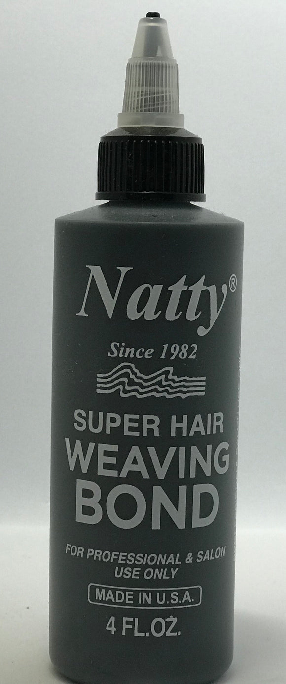 Natty Hair Bonding Glue 4 oz - Palms Fashion