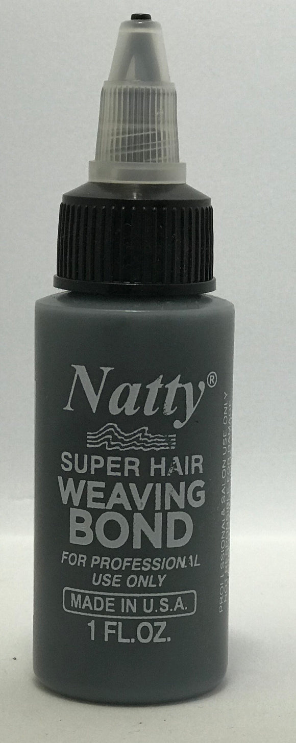 Natty Hair Bonding Glue 1 oz - Palms Fashion