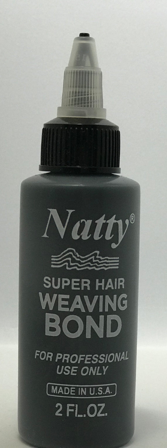 Natty Hair Bonding Glue 2 oz - Palms Fashion