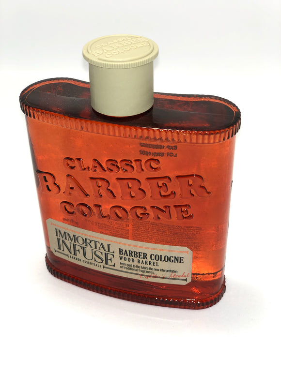 Immortal Infuse Barber Cologne 170ml  - Wood Barrel - Palms Fashion